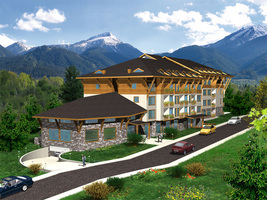 Lavina SPA & Ski Lodge - Bansko