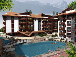 Belvedere Holiday Club - Bansko - Block 4