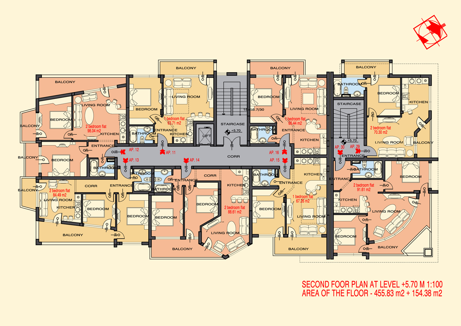 Hitler's Eagles Nest Floor Plan http://www.maxconsult.bg/real-estate/bulgaria/developments/Eagles-Nest---Bansko/Bansko/280/