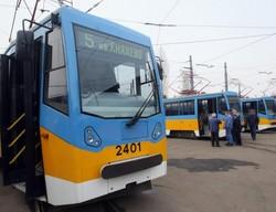 Столичната община полага релси и купува още трамваи за 125 млн. лв.