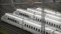 6,8 хиляди км жп линии планира да построи Китай през 2019 г.