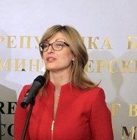 Foreign Minister Zaharieva Confirms Bulgaria