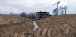 Спиране на строителството в курортите край Варна