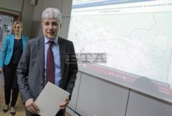 Environment Minister Dimov Presents New System for Real-time Ambient Air Quality Monitoring