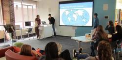 Дронове и виртуални къщи  в иновативните училища