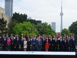 Deputy PM Nikolova Addresses Ukraine Reform Conference in Toronto