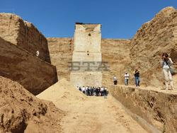 Archaeological Excavations of Maltepe Burial Mound Continue