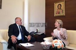 PM Borissov, EC President-Elect Von der Leyen Meet