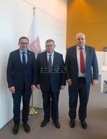 Prosecutor General, Deputy Meet with Eurojust President