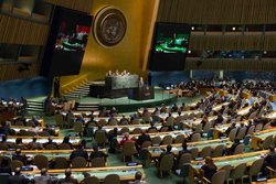 Bulgarian President Takes Part in Opening of General Debate of 74th UN General Assembly Session