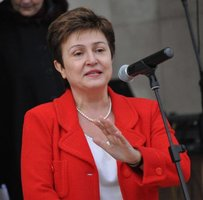 Bulgarian Economist Kristalina Georgieva Selected as IMF Managing Director