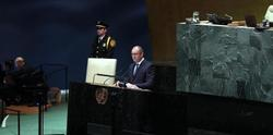 Bulgarian Head of State Addresses UN General Assembly Session