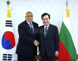 Bulgarian PM Meets with Republic of Korea Counterpart