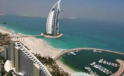 Изкуствено създадена България изникна край Дубай