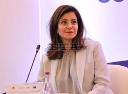 HRH Princess Dana Firas of Jordan Visits Bulgaria