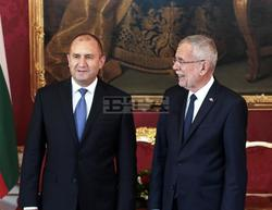 President Radev Pays Official Visit to Austria