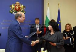 Key Contracts Signed for Greece-Bulgaria Gas Interconnector Construction