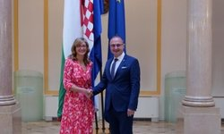 FM Zaharieva Glad to See Croatian EU Presidency Continue Focusing on Western Balkans