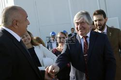 PM Borissov, Energy Minister Petkova Open Balkan Stream Gas Pipeline Extension Near Border with Turkey