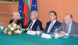 Домусчиев се срещна с италианските работодатели