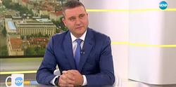 Горанов зове общините да вдигнат местните данъци