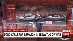 Tesla и Ford мерят сили с електропикапи