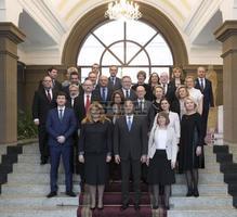 President Radev Confers with EU Ambassadors to Bulgaria