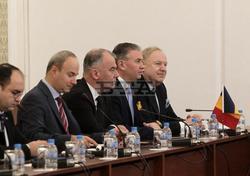 Parliament Chair Karayancheva Confers with Romania, Turkey Delegations