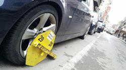Акция срещу паркирането на инвалидни места