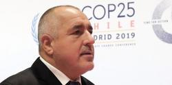 Борисов защити в Мадрид въглищните ни централи