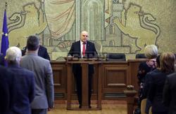 Ivan Geshev Sworn In as Prosecutor General