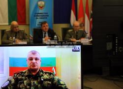 Defence Minister, Chief of Defence Greet Bulgarian Military Contingentson Overseas Missions