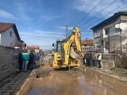 Central Government Officials Check Water Infrastructure Repairs in Pernik