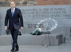 75th Anniversary of End of WW II in Europe Observed in Bulgaria