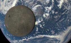 Край с мистерията на тъмната страна на Луната