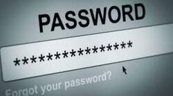 Коя парола никога да не използвате в интернет