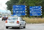 Стотици табла осеяха пътищата на България