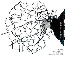 Оазисната стратегия е модерна система за териториално нарастване на големите градове
