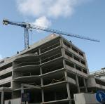 Кризата заличи от строителния регистър 1100 фирми