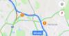 Google maps вече показва камерите на КАТ