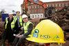 Започна изграждането на голям бизнес парк в Ковънтри