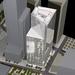 Стъкленият минимализъм на кулата WTC4